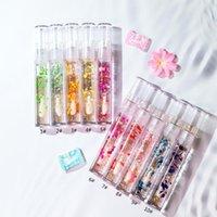 Lip Gloss Petal Wholesale Little Daisy Glaze Private Label Nutritious Moisturizer Clear Lipgloss Bulk Custom Logo Oil