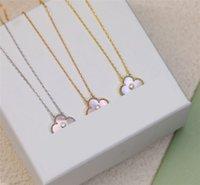 Femmes Designer Collier Mode Jewlery Designer Pendentif Collier de haute qualité Luxurys Gold Colliers pour femmes