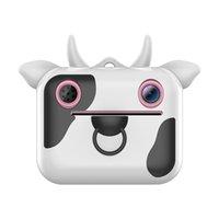 Dijital Kameralar Çocuk Kamera Fotoğraflar ve Video Termal Baskı Polaroid Erkek Kız Web Ünlü Digitaller Hediye Oyuncaklar Small SLR