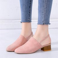 Sandals Shoes Ladies Casual Fashion Low Heel Summer Women