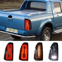 2PCS Car Tail Lamp For Ford Ranger 2005 2006 2007 2008 2009 2010 2011 LED Tail Lights Fog Light DRL Brake Accessories