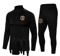 2021 2022 Mens Football Tracksuit Aik Soccer Training Suit Vestito Chandal Futbol 21 22 Larsson Rogic Tihi Maglione Maillot de Foot Giacca Felpa Giacca