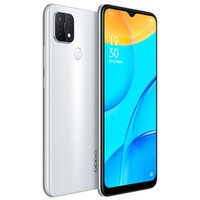 Original Oppo A35 4G Mobile Phone 4GB RAM 64GB 128GB ROM Helio P35 Octa Core Android 6.52 inch Full Screen 13MP AI 4230mAh Face ID Fingerprint Smart Cellphone