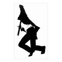Robert Longo şehirlerde erkekler Frank boyama posteri baskı ev dekor çerçeveli veya çerçevesiz fotopaper malzeme