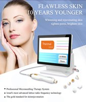 Fractional RF Machine microneedling Skin Rejuvenation Home Use Facial Equipment For microneedle Face Tightening Wrinkle Removal