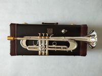 Top BACH TRUMPET LT190S-77 Strumento musicale BB Grading piatta Preferita Prestazione professionale