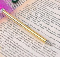 Pens Writing Supplies Business & Industrial Drop Delivery 2021 Ostrich Feather Quill Ballpoint Pen For Wedding Signature Birthday Party Gift