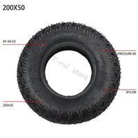 Motorcycle Wheels & Tires High Quality 200x50 Outer Tire 8 Inch For Electric Scooter,Electric Gas Scooter,Mountain Scooter