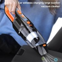 Care Products 50% S Car Vacuum Cleaner Strong Suction Wet Dry Use 6000Pa Dust Collector With HEPA Filter EU Plug For Vehicle