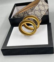 Progettisti di lusso cinture per uomo Donne cintura larghezza 3.8 cm 12 stili di alta qualità con scatola