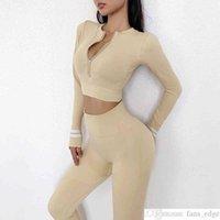 Spor Set Yoga Giyim Dikişsiz Kadın Yoga Setleri Spor Salonu Takım Elbise Kadın Egzersiz Koşu Giysileri Activewear Spor LeggingsSoccer Jerse