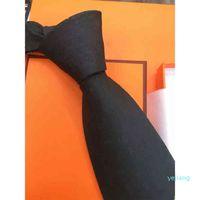 Silk Necktie Mens Business Silk Ties Neckwear Jacquard Business Tie Wedding NeckwearYTNGr