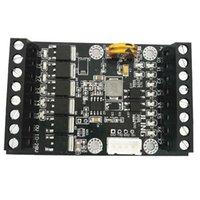 Contrôle de la maison intelligente PLC Panneau industriel Simple FX1N-14MT Relais de relais de délai