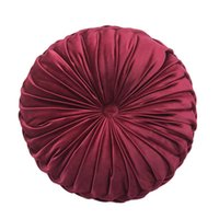 Cuscino / cuscino decorativo cuscino esplosivo cuscino di zucca a colori solido, cuscino della stanza in Iiving, cuscino rotondo semplice