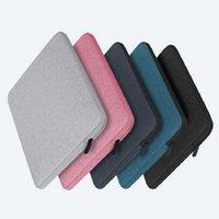 Laptop-Hülse 13 15-Zoll-Notebook-Liner-Tasche für Macbook Air Pro Portable Computer-Schutzhülle Reisen Tablet Aktentasche 211018