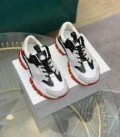 2021 Tasarımcı Ayakkabı Erkek Sneakers İtalya Üçlü S Deri Tuval Platformu Eğitmenler Siyah Beyaz Rahat Düz Dantel Ayakkabı