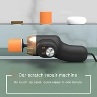 Care Products Upgraded Version Car Electric Polisher Cleaning Machine Portable Polishing Mini Automobile Surface Scratch Repair Tool