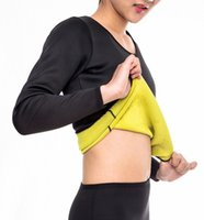 underwear Hot body shapers long shaping sleeve women's Fitness Yoga Pants heat and sweat sports yoga clothes