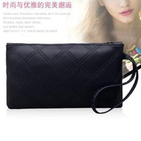 Wallets Casual Small Bag For Women Messenger Bags Shoulder Crossbody Black Clutch Purse And Handbag #YL