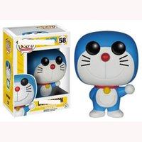 Funko Pop Doraemon Handmade Deckmade Decoration Model Cat Dingdang 58 #