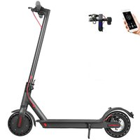 Adult Electric Scooter 8.5-inch Folding Portable Alternative Electric Scooter