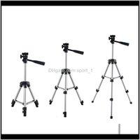 Övriga möbler utomhus fiske lampa konsol Universal bärbar kamera tillbehör teleskopiska mini lätta stativ stativ hålla zza28 jmkzx