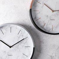 Wall Clocks European Digital Clock Creative Modern Design Watch Living Room Decoration Mute Saat Home Accessories B1006