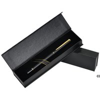Rot Schwarz Schulbüro Liefert Schreibwaren Stift Box Papierkiste General Kreative Geschenkbox Verpackung Karton Luxus Pen Boxen DHD8942