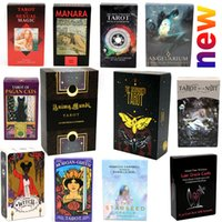 78 cards Wizards Tarot Card Essential Tarot The Angel Answers Oracle Cards Island Time Wellness Love Deck Game Toy