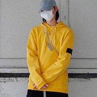 Hiphop 7スタイルのメンズパーカーファッション男の子ストリートウェアトップス秋の古典的な男スウェット冬の長袖卸売
