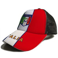 World baseball cap Cup football souvenir national team French and Italian fans sun shield duck tongue NET hat
