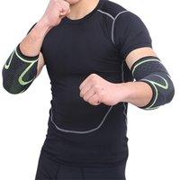 Aolikes Rebource Brace Сдача Поддержка Рукава Регулируемый ремешок для тяжелой атлетики Артрит Волейбол Теннисная прокладка колена