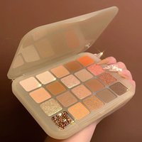 top quality HUDAMOJI Everyday Orange Eyeshadow Matte Pearlescent Flash Summer Hawaii 20 Color Eyeshadows Palette
