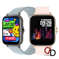 Y20 Pro Smart Watch With BT Calling 1.7inch Large Screen Local Music Digital Watches Health Sport Smartwatch