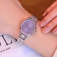 Наручные часы Сталь Trend Нержавеющая мода Aiqi Eyki Водонепроницаемая Простая повседневная Пара Корейский мужские Часы 202240MD