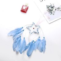 Decorative Objects & Figurines LED String Light Handmade Ornament Wind Chimes Night Romantic Double-deck