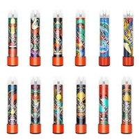 Pro Max Maskking High Disposable Electronic Cigarette 1500 Puffs 4.5ml Vape Pen Device Kit GT LED 850mah VS Puff XXL Vap