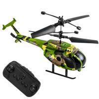 RC Helicópteros Modelo de Aviões Recarregável Fall Resistente Plástico Controle Remoto Quadcopter Brinquedo Bom Presente Para Crianças