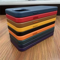 For Apple 12 Original official genuine leather Phone case pop up Animation iphone 12 pro max magsafe cases magnetic Back cover With logo
