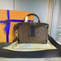 M45531 امرأة صغيرتي malle souple المصممين الكتف حقيبة الأزياء سيدة جلدية حقائب اليد سلسلة crossbody أكتاف اليد محفظة M45393 M45394
