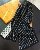 Karierter schalkaschmir schals checkerboard muster design für mann frauen schal langen hals 6 farbe hochqualität