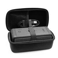 HARD EVA-Hülle für Marshall Emberton Wireless Bluetooth-Lautsprecher wasserdichte Schutzbox Nylon Outdoor-Reise-Tragetasche