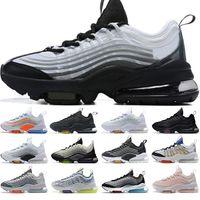 950 hommes femmes courantes chaussures ZM950 Chaussures triple noyau blanc noyau noire noyau néon argent bassineurs sport sport sport Snae