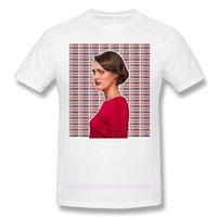 Мужчины Comedy Flearbag British TV Series Черная футболка Chatty Среда Симпатичные футболки Чистые хлопковые Tees Harajuku Рубашка мужские футболки
