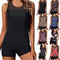 Swimwear Brazilian Monokini Skirt Swimsuit Women Bodysuit Plus Size 2021 Tummy Control Bathing Suit Bikinis Two Piece Women's