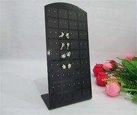 도매 72 PC 1Set 쥬얼리 벌크 로트 패션 스테인레스 스틸 멀티 컬러 라인 석 스터드 귀걸이 여성 MEN63 Q2