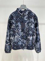 21ss Moda para hombre y chaquetas de viento de mujer