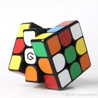 الأصلي xiaomiyoupin giiker m3 المكعب المغناطيسي 3x3x3 حية اللون ساحة ماجيك مكعب لغز العلوم التعليمية العمل مع تطبيق Giiker 3011427-B1
