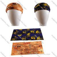 Wholesale- Multi Colors Bandana Tube Scarf Head Face Mask Neck Gaiter Headwear Snood Beanie