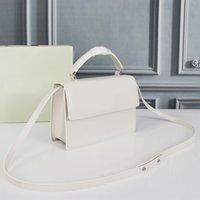 luxurys Designer bags office Jitney Handbag Tote Black and white stripes bag purse women shoulder bag with letter graffiti crossbody bag Cosmetic Bags